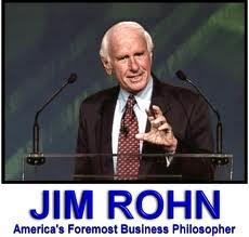 Jim Rohn Business Quote